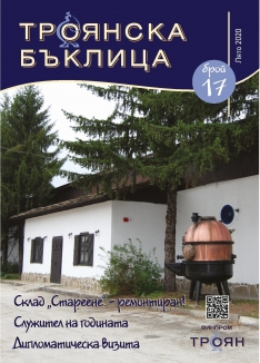 Troyanska baklitsa - issue 17