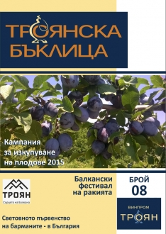 Troyanska Baklitsa - issue 8