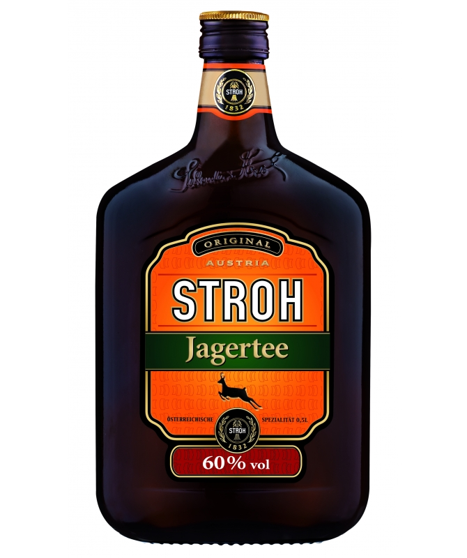 STROH JAGERTEE 60%