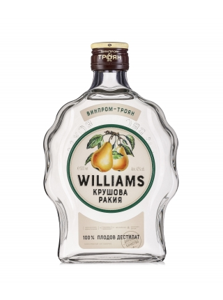 Pear Rakia WILLIAMS