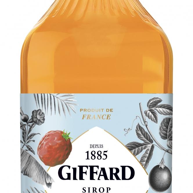 GIFFARD Passion Fruit / Маракуя
