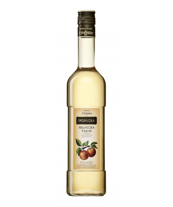 Ябълкова ракия