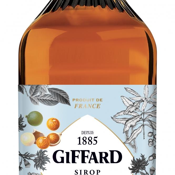 GIFFARD Macadamia nut / Макадамия