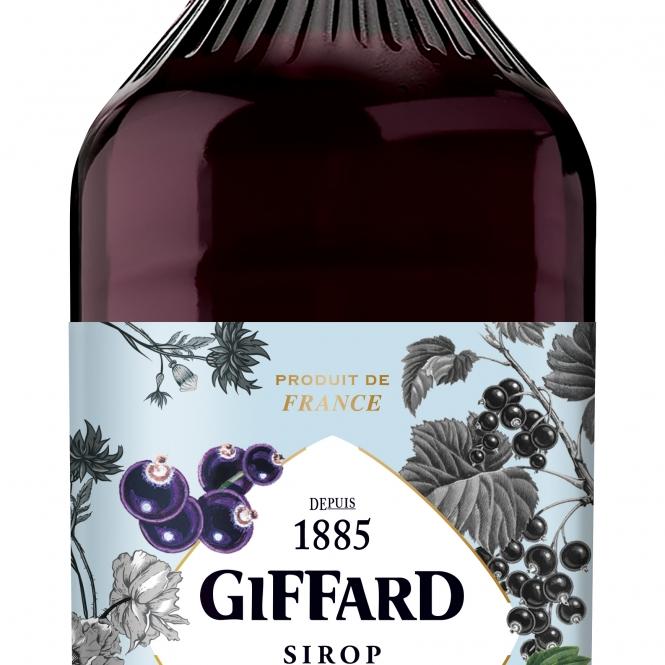GIFFARD Black Currant / Касис