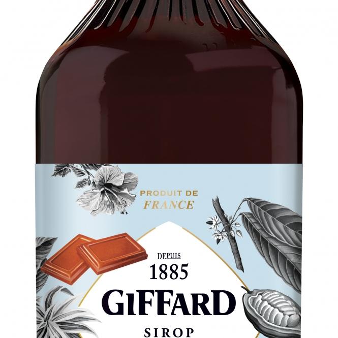 GIFFARD Brown Chocolate / Тъмен шоколад