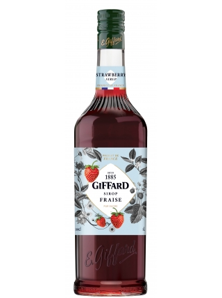 GIFFARD Strawberry / Ягода
