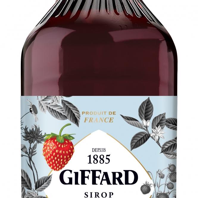 GIFFARD Strawberry / Ягода