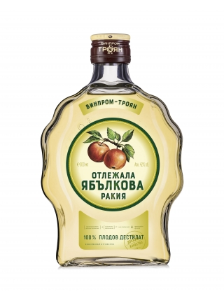 Отлежала ябълкова ракия