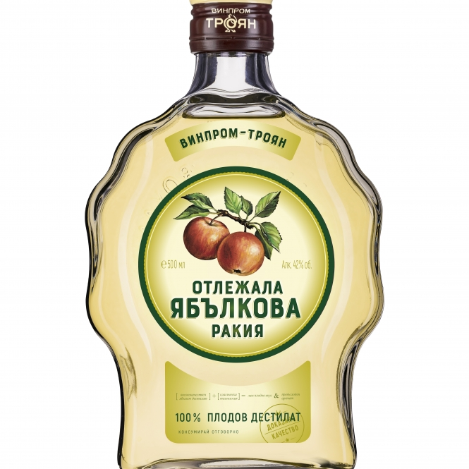 Aged Apple Rakia