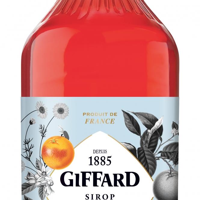 GIFFARD Blood Orange / Червен портокал