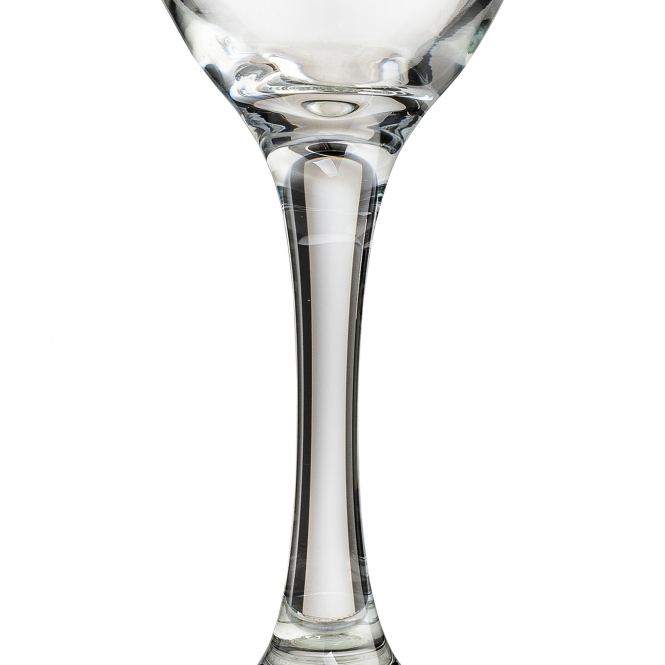 Glass high Bocal for rakia 125 ml.