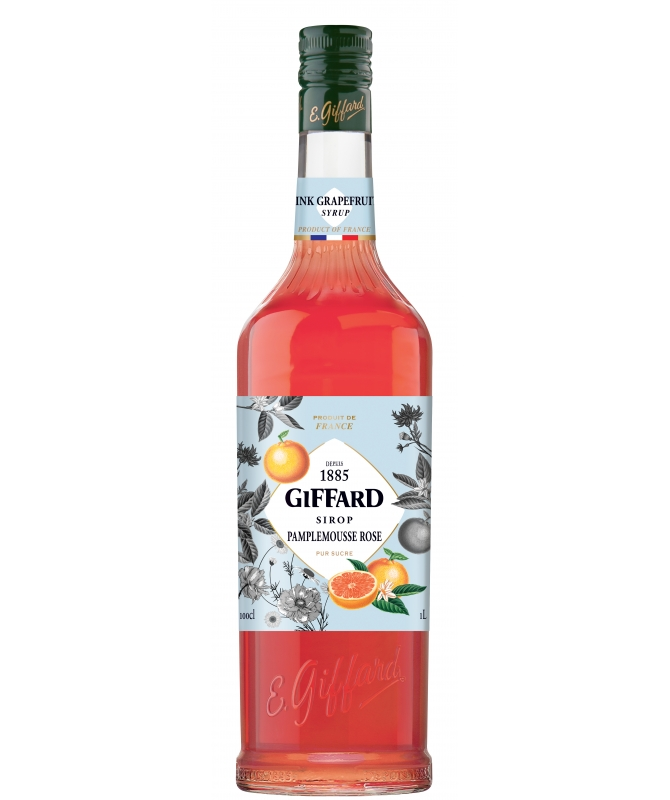GIFFARD Pink Grapefruit / Розов грейпфрут